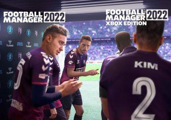 Football Manager 2022 estará disponible en Xbox Game Pass desde el primer día