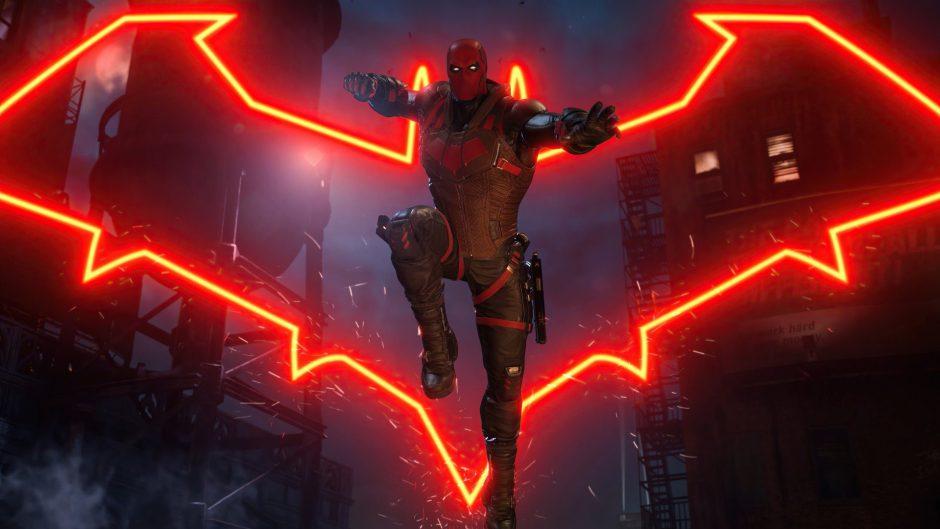 Gotham Knights ya tiene nuevo arte oficial