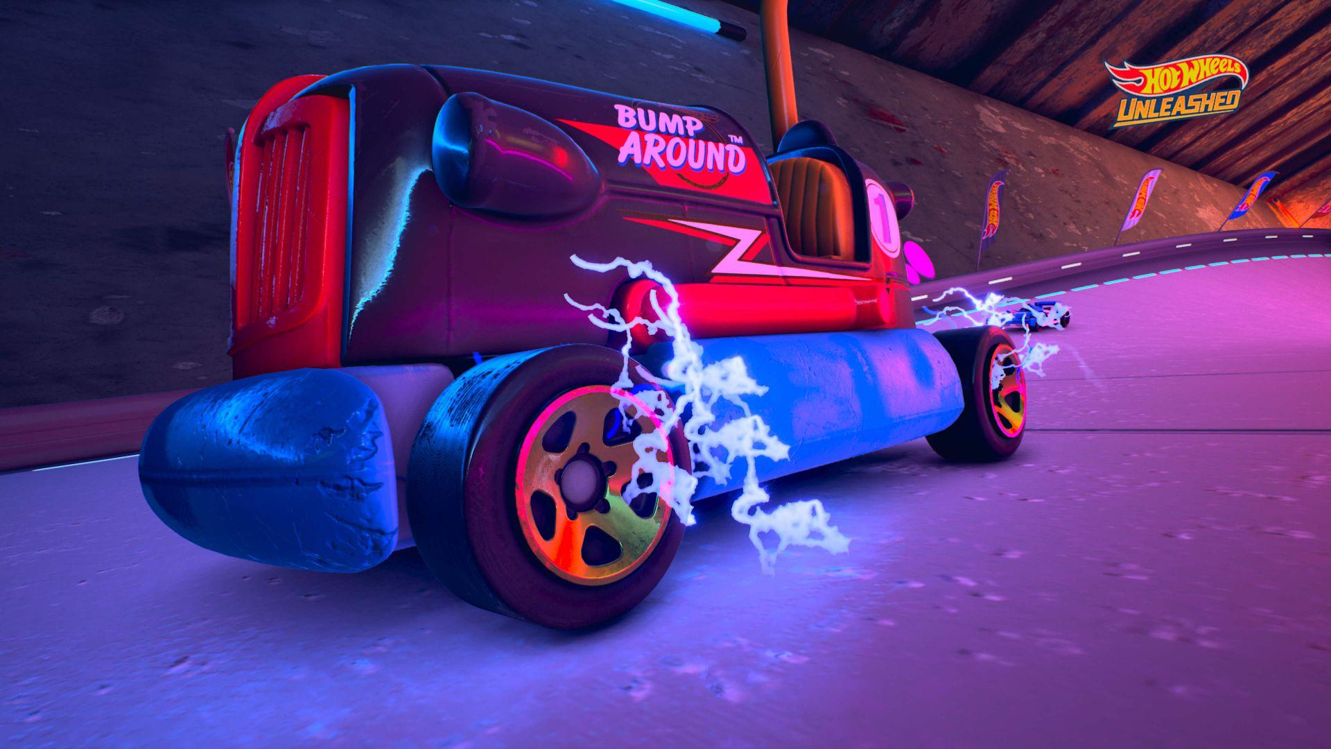 hot wheels unleashed - generacion xbox