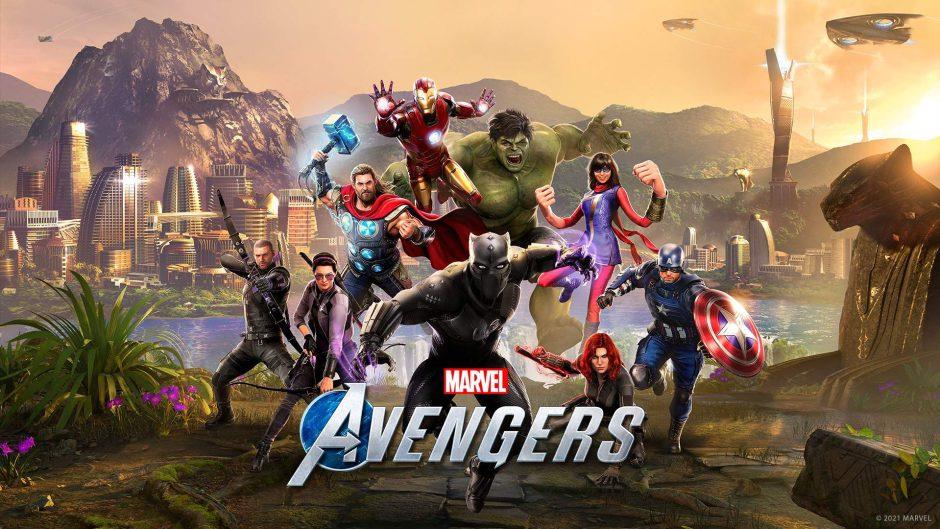 Marvel's Avengers muestra su tráiler del primer aniversario