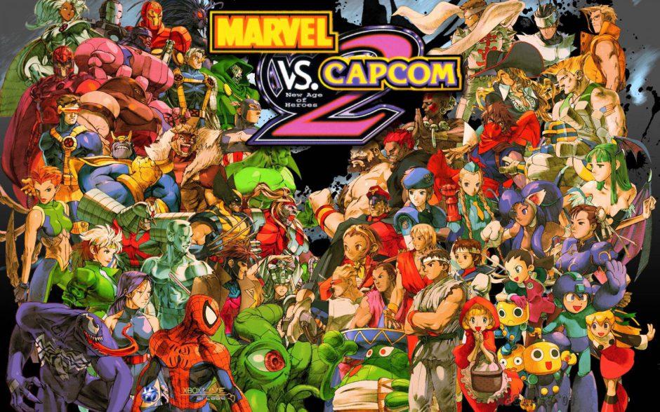 Marvel vs. Capcom 2 podría regresar a Xbox