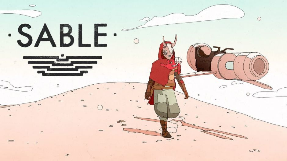 Nueva muestra de gameplay de Sable antes de su lanzamiento en Xbox Game Pass