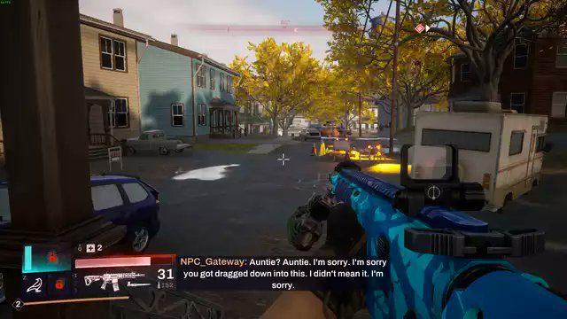 Se filtran imágenes ingame e información sobre Redfall, lo nuevo de Arkane en exclusiva para Xbox - Redfall ha sido filtrado, al menos una versión Alpha Playtest que muestra lo que podemos esperar de este juegos exclusivo de Arkane Studios.