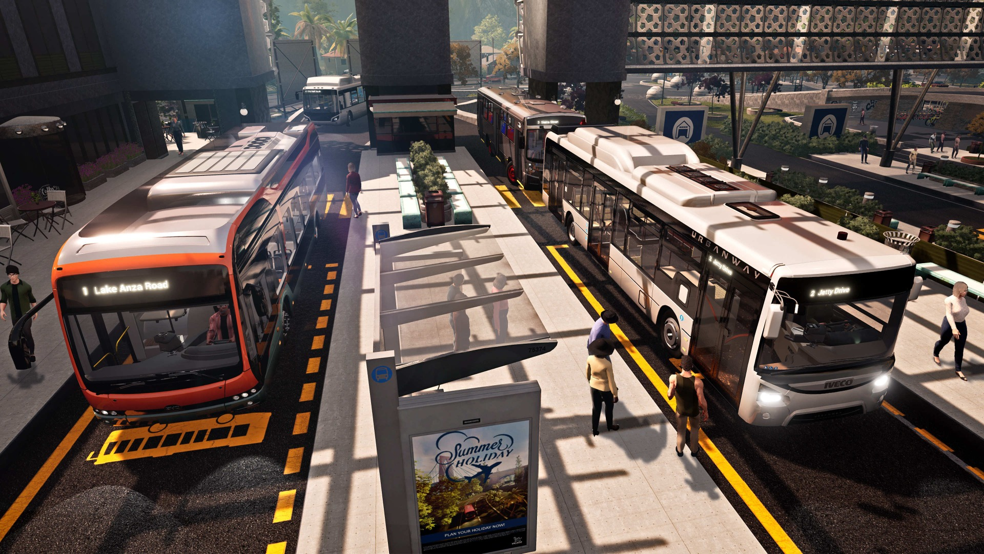 bus driver 21 - generacion xbox
