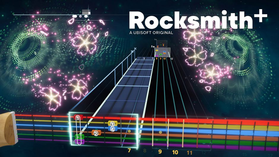 Rocksmith+ se retrasa a 2022