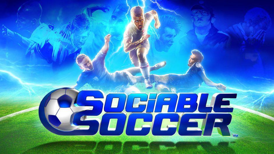 Nuevo juego de futbol a la vista: anunciado Sociable Soccer para PC y Xbox