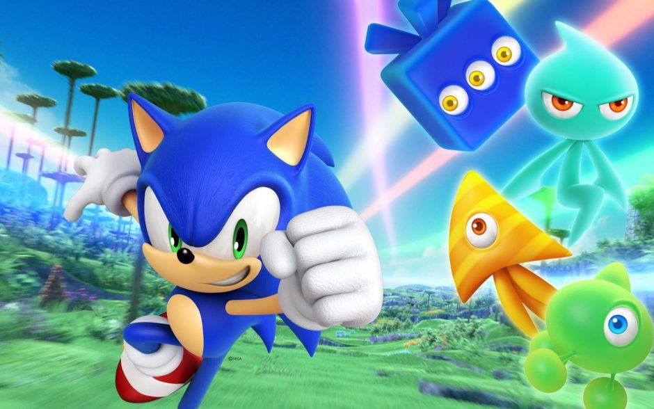 Veloz como el erizo: llega un parche a Sonic Colors Ultimate