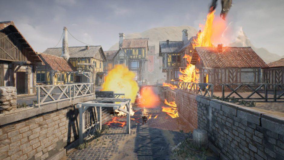 The Handler of Dragon es un increíble ARPG hecho por una sola persona y llegará a Xbox