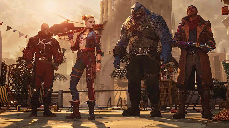 El mundo de Suicide Squad: Kill The Justice League será espectacular