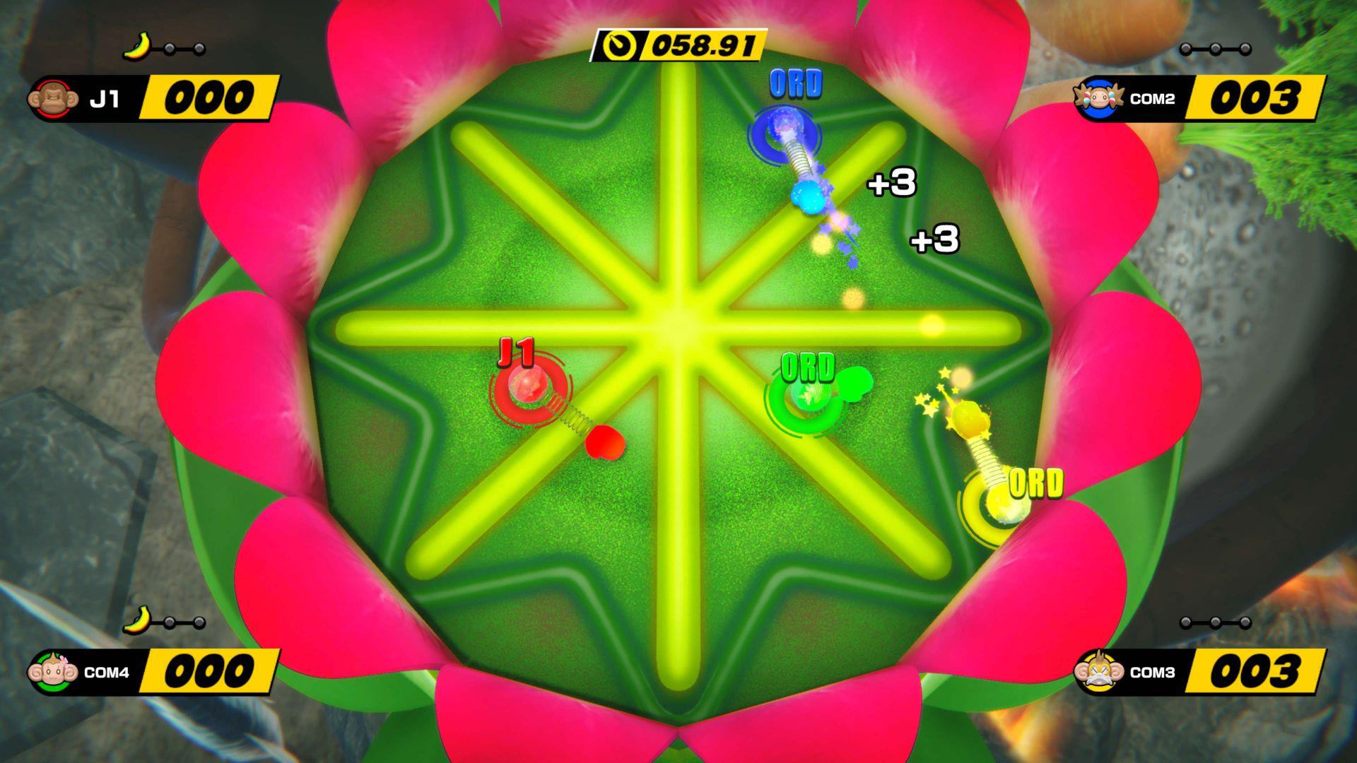 super monkey ball banana mania 2 - generacion xbox