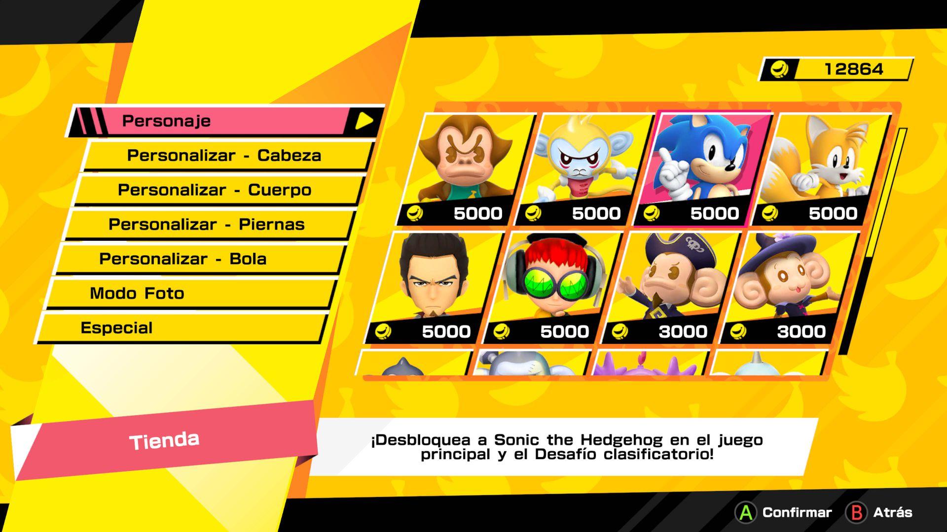 Análisis de Super Monkey Ball Banana Mania - Acción pura y dura directa de las recreativas: Super Monkey Ball Banana Mania es la recopilación ideal para fans consagrados y recién llegados a la franquicia.
