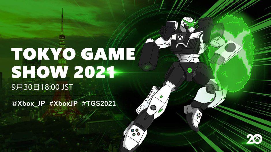 No habrá anuncios nuevos en la conferencia de Xbox del Tokyo Game Show 2021