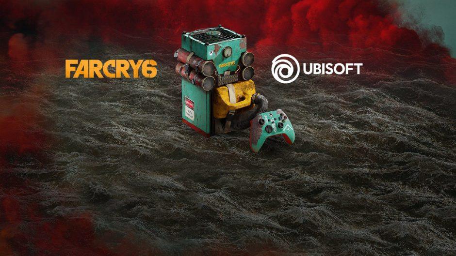 Así es como puedes conseguir la Xbox Series X de Far Cry 6 que sortea Ubisoft
