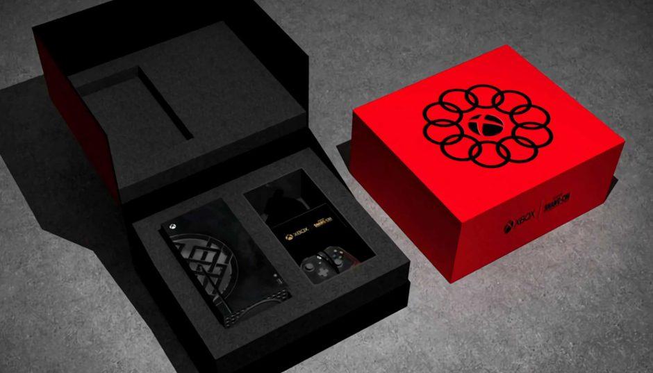 Xbox está sorteando esta Series X inspirada en Shang-Chi, así puedes conseguirla