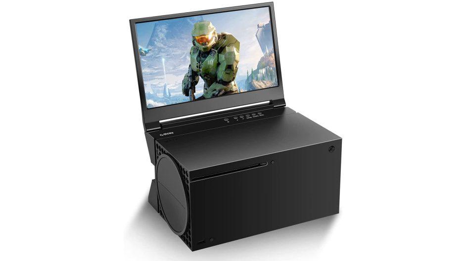 Convierte tu Xbox Series X en una estación portátil con el monitor G-STORY