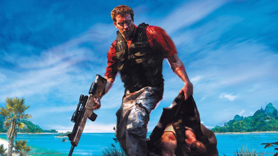 El protagonista de Far Cry se convirtió en el antagonista de la secuela