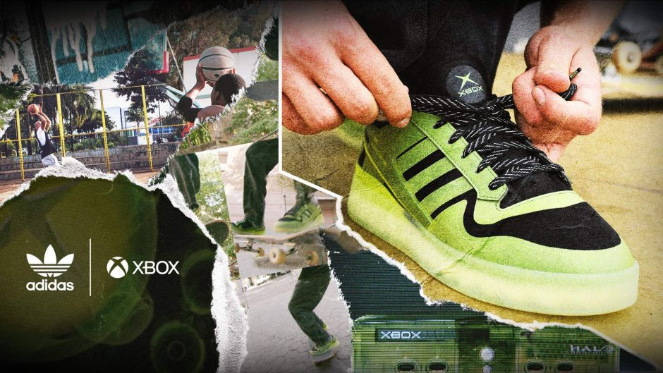 Xbox anuncia las 'Adidas Originals' las primeras zapatillas oficiales de la marca