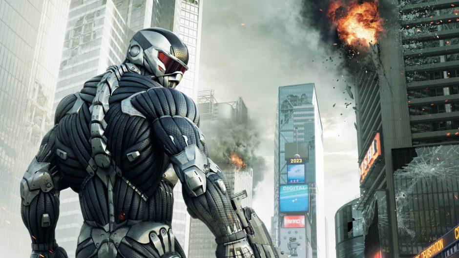 Crytek publica el tráiler oficial de Crysis 2 Remastered