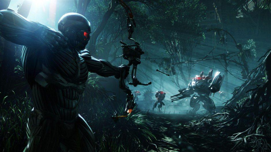 Crytek muestra el tráiler de lanzamiento de Crysis 3 Remastered
