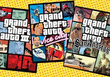 Grand Theft Auto: The Trilogy Definitive Edition podría tener su lanzamiento físico en diciembre