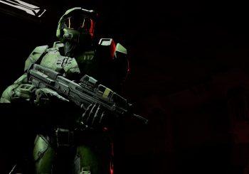 La campaña de Halo Infinite ha sufrido una mejora visual considerable desde 2020
