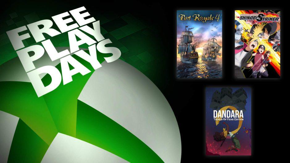 Juega a todo esto gratis este fin de semana con los Free Play Days