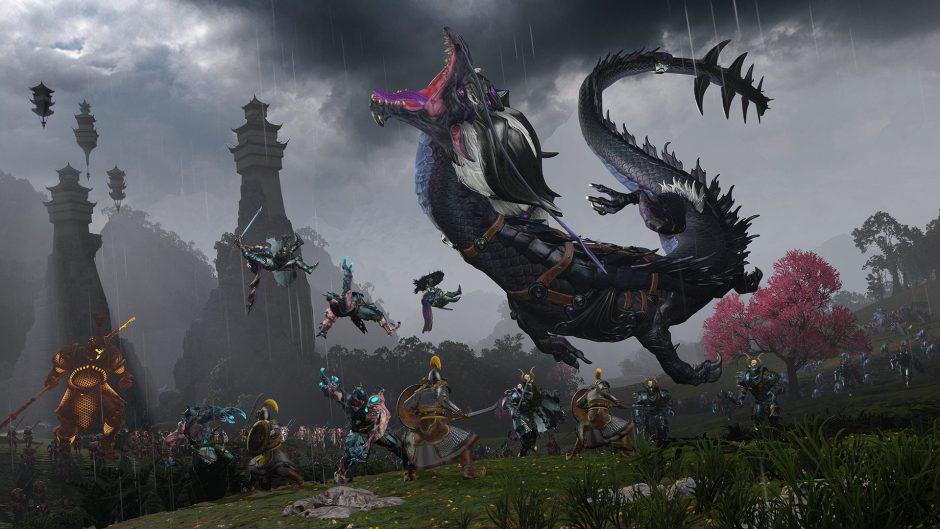 Disfruta de este nuevo y espectacular tráiler de Total War: Warhammer III