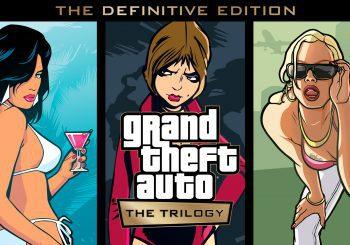 Confirmada la fecha de lanzamiento de Grand Theft Auto The Trilogy Definitive Edition