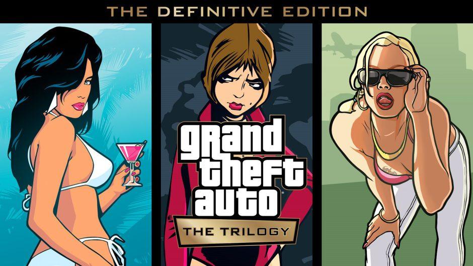 Todo lo que debes saber de Grand Theft Auto: The Trilogy – The Definitive Edition para Xbox
