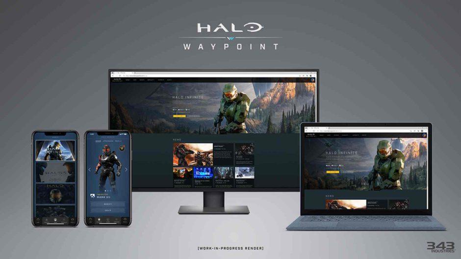 Las nuevas funciones de Halo Waypoint serán implementadas en noviembre