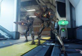 Se muestran prototipos del soldier Forerunner de Halo 5 Guardians