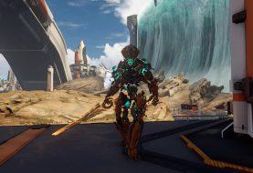 Se muestra una idea de aspecto y animaciones del Warden Eternal de Halo 5 Guardians