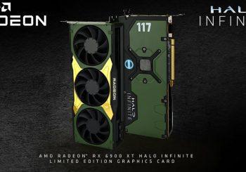 Halo Infinite se asocia con AMD para lanzar una Radeon 6900 XT de edición limitada