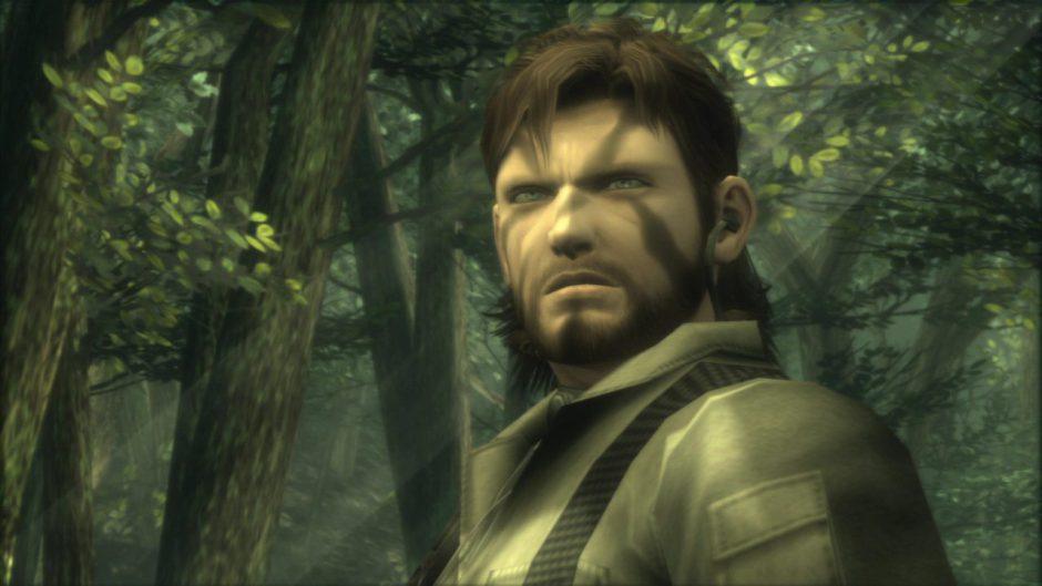 Konami se prepara para rehacer Metal Gear Solid 3: Snake Eater