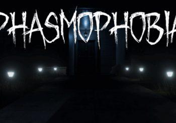 Phasmophobia se actualiza a lo grande con motivo de Halloween