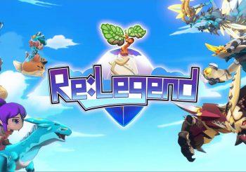 Primeras impresiones de Re:Legend para PC: Lo hemos jugado y os contamos todo