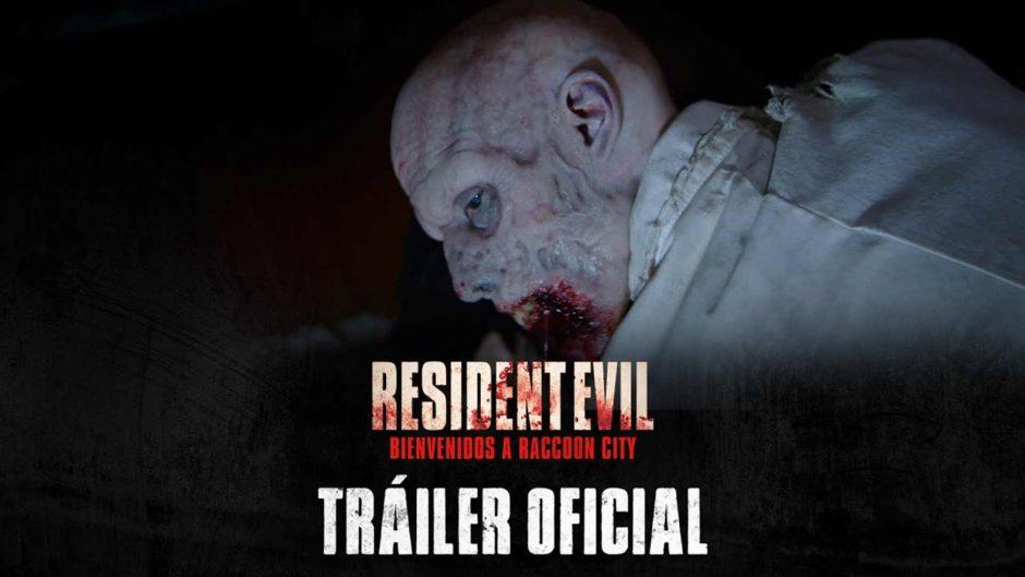 Resident Evil: Bienvenidos a Raccoon City presenta su espeluznante traíler