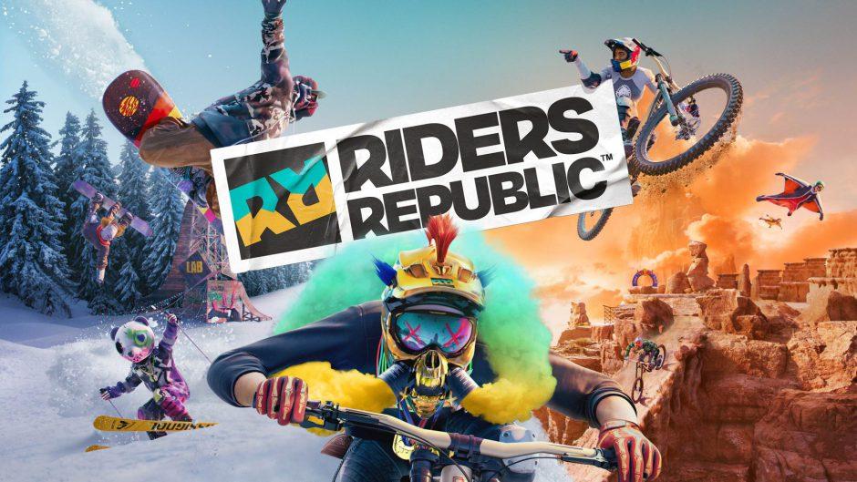 Se revela la hoja de ruta que tendrá Riders Republic en su primer año