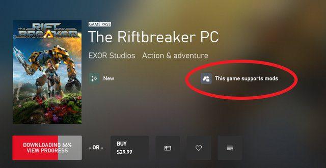 The Riftbreaker llega a PC con soporte para uso de mods - Se ha confirmado la compatibilidad con mods de The Riftbreaker a través de la ficha oficial en la Microsoft Store.