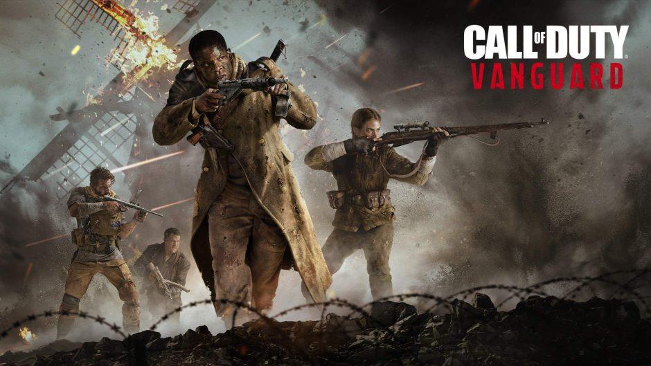 Call of Duty: Vanguard muestra el espectacular tráiler de su modo campaña