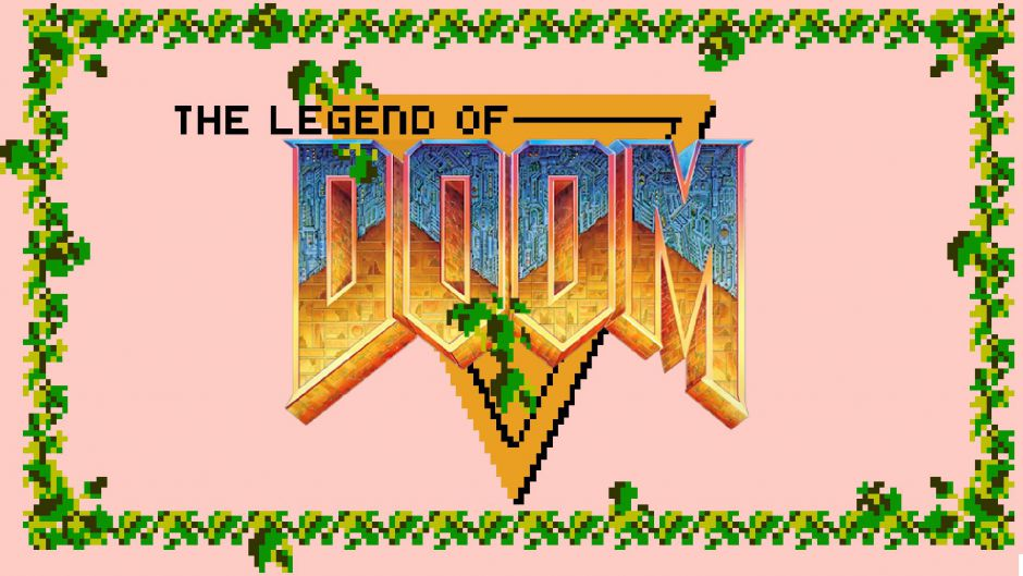 Un mod de Doom 2 nos lleva a Hyrule