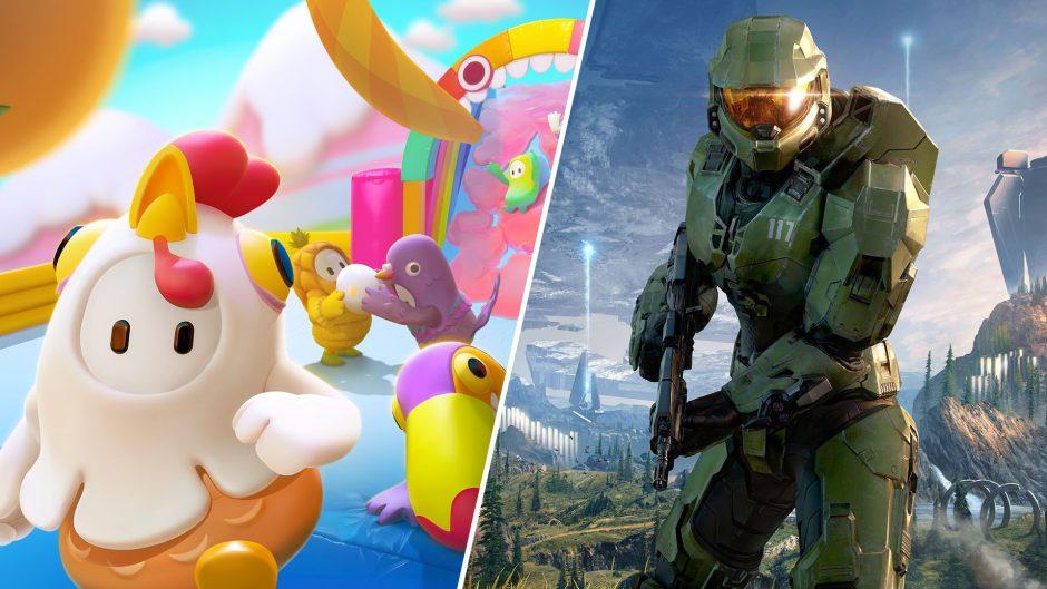 Fall Guys podría llegar a Xbox acompañado de una colaboración con Halo
