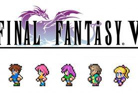Final Fantasy 5 Pixel Remaster ya tiene fecha de lanzamiento
