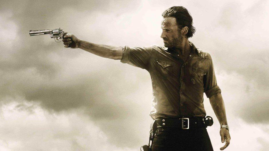 Rick Grimes llegaría a Fortnite en octubre
