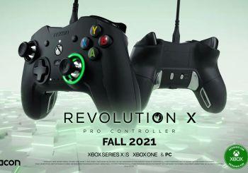 El mando Nacon Revolution X Pro Controller para Xbox ya disponible