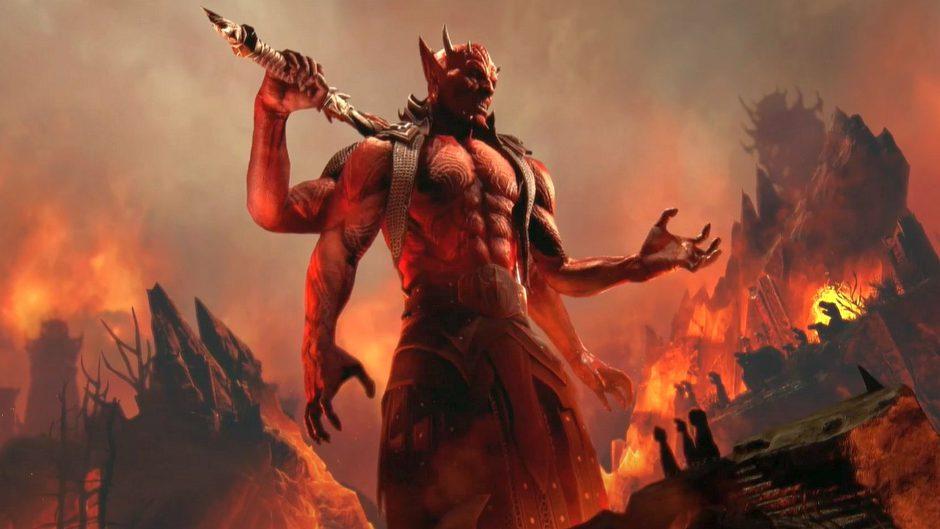 The Elder Scrolls Online traerá su expansión Deadlands en noviembre de 2021