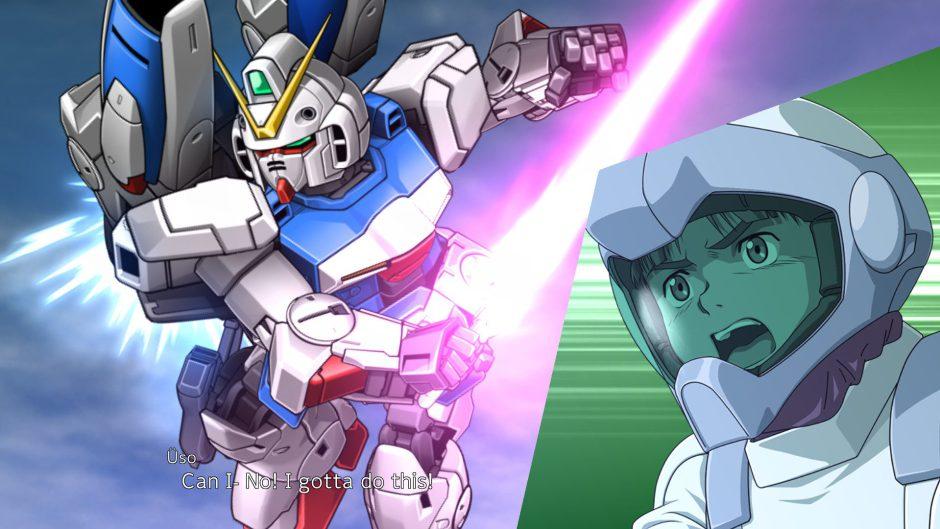 Disfruta de 14 minutos de gameplay de Super Robot Wars 30
