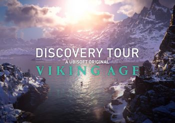 Assassin's Creed Valhalla: Discovery Tour: Viking Age ya está disponible