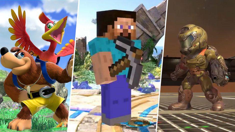 Xbox agradece a Sakurai por la inclusión de sus personajes en Super Smash Bros
